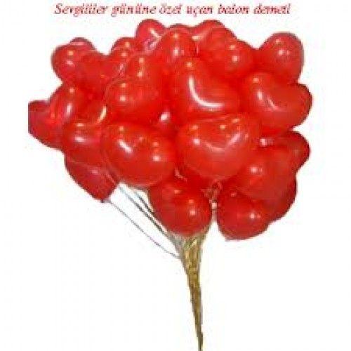 Kalp balonlar